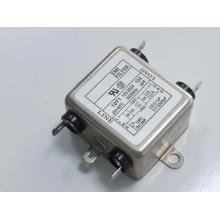 IEC EMI Electric Power Filter with Fuse Holder
