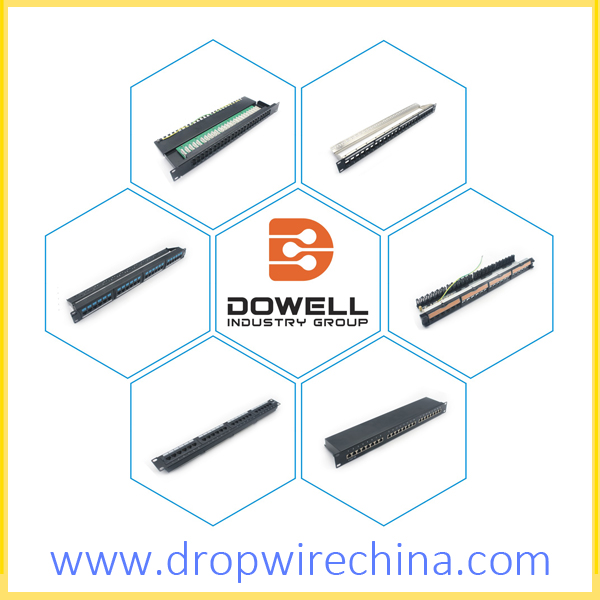 19 Inch FTP Patch Panel