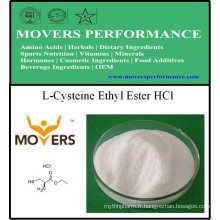 Fourniture d'usine Qualité alimentaire de haute qualité L-Cysteine Ethyl Ester HCl 99%