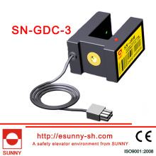 Sensor de foto de elevador en forma de U (SN-GDC-3)