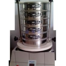 Equipamento de teste do laboratório da transformação de produtos alimentares do diâmetro 200mm
