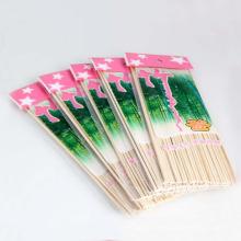 Pinchos de barbacoa barbacoa al aire libre suministros palo de bambú