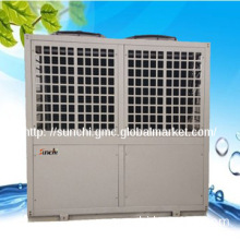 Cooling and heating system,large air cooled modular water chiller