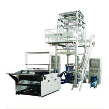 Máquina de soplado de película de inyección rotativa de coextrusión