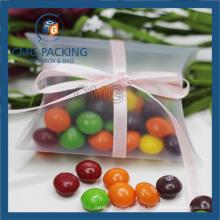 Boîte d'emballage en bonbon en plastique givré (CMG-PVC-009)