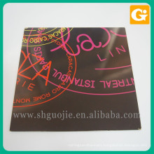 Decorative Advertising Banner Synthetic Paper Adhesive Poster