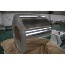 0.17mm Espessura Mr / SPCC Grade Estanho Coating Tinplate Coil