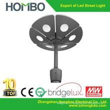Высокое качество светодиодный сад света 30W ~ 60W светодиодные наружные лампы супер яркие светодиодные проходы огни 5 лет гарантии