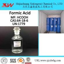 Manufacture Formic Acid 85% Price