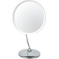 Desktop Metall Chrom-Make-up-Spiegel