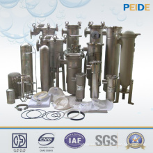 SUS304L SUS316 Automatic Backwash Filter Housing
