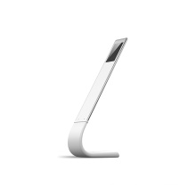IPUDA 2017 fashion flexible super bright aluminum touch sensor wireless led desk lamps usb table lamp