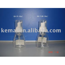 80ml and 90ml foam pump bottles