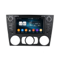 Fashion trend single din car multimedia system E90
