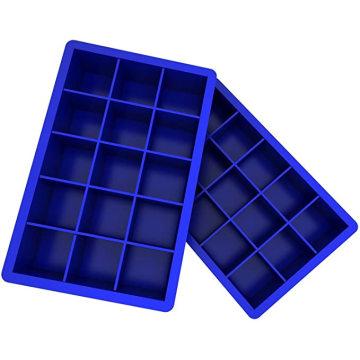 Пользовательские силиконовые формы для лотков для льда