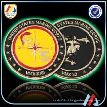 As moedas de lembrança da Marinha dos Estados Unidos atacado
