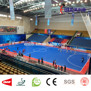 Enlio Futsal Tiles Tiles with AFC CE SGS