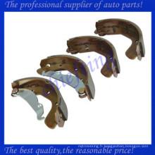 1605042 1605056 1605812 S4520003 S4520006 S4520005 NP1441 NP1464 96430417 90542863 pour opel daewoo vauxhall sabot de frein