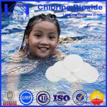 Swimmming Pool Behandlung Chlordioxid Tabelle / Fungizide / Made in China