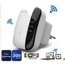 Repetidor WiFi inalámbrico 802.11n / B / G enrutadores Wi-Fi de red Extender amplificador de señal en rango de 300Mbps