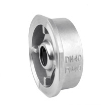 Stainless Steel Wafer Check Valve Pn40