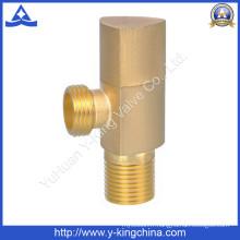 Vanne à angle manuel de haute qualité (YD-5023)