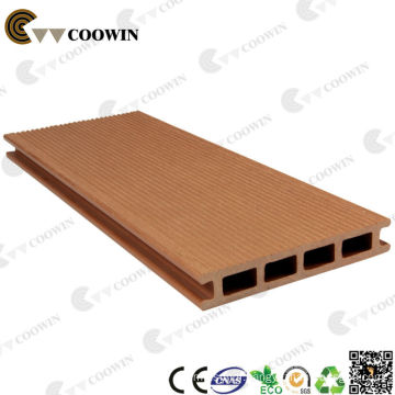 China supplier wood plastic composite board covering
