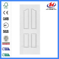 JHK-004 High Quality  4 Panel  White Primer Door Skin