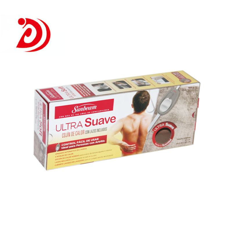 Custom product packaging box