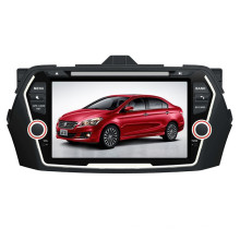 Yessun 8 polegadas do carro DVD Player para Suzuki Alivio (TS8574)