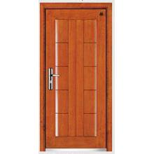 Main Entrance Door Steel Wooden Armor Door