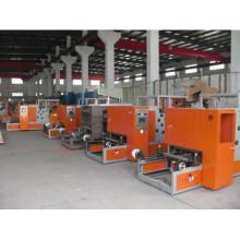 Máquina de rebobinamento da folha de alumínio da cozinha da Metade-Autamatic com Ce