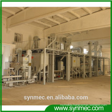 Wheat Maize Seed Cleaning and Processing Plant