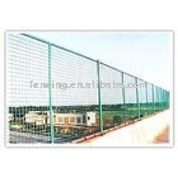 produtos seguros altos da cerca da rede de arame