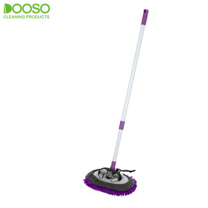 Dual-Function Dust Mop Flat Mop DS-1241