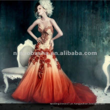 NW-287 Glamous Designer Couture Dress