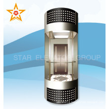 Popular Promotional 800kg Panoramic Obeservation Passenger Elevator
