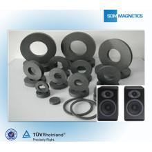 ferrite magnet for speakers