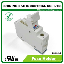 FS-031L2 With LED Indicator 380V 32A 1 Pole 10x38 Fuse Holder