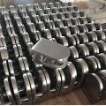 Grampo de trilhos de vidro para processamento de chapa de metal de alta qualidade