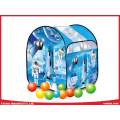 Tienda de juguetes al aire libre tienda de campaña Space Shop para niños con bolas de 50 piezas (en árabe)