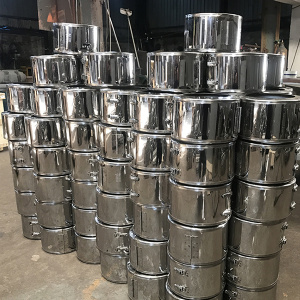 316 stainless steel metal flange shields