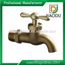 Preço de fábrica de alta qualidade personalizado npt threaded cw617n brass faucet