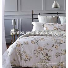 Fashionable Dyeing/Printing Tencel Bedding Set