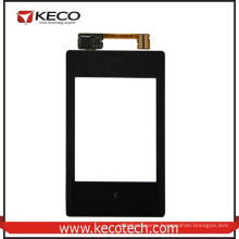 Wholesale Original New Mobile Phone 3.0 Touch Sensor Digitizer Glass Screen Replacement Parts for Nokia Lumia 501 RM-902