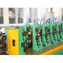 Haute fréquence soudé tube/acier inoxydable profileuse de froid/tubes soudés série machine