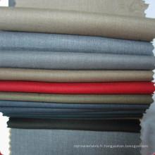 Tissu de qualité supérieure en polyester / rayonne