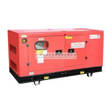 30kw / 37.5kVA Generador diesel silencioso con el motor de Isuzu (IK30300)