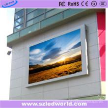 Affichage polychrome extérieur de panneau de signe de haute définition de P5 LED de SMD pour la publicité