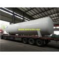 ASME 60000 Litres LPG Gas Tanks
